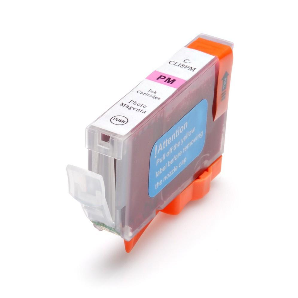 Canon CLI 8PM (14 ml) foto magenta kompatibel blækpatron
