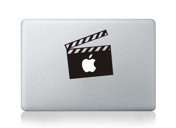 MacBook sticker Klaptræ